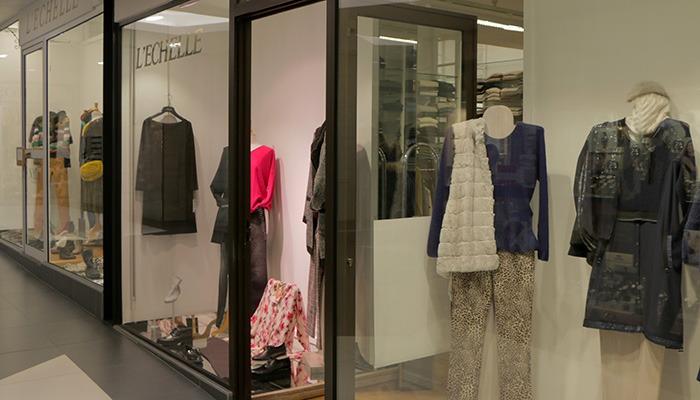 L'Échelle-Vêtements-à-Auray