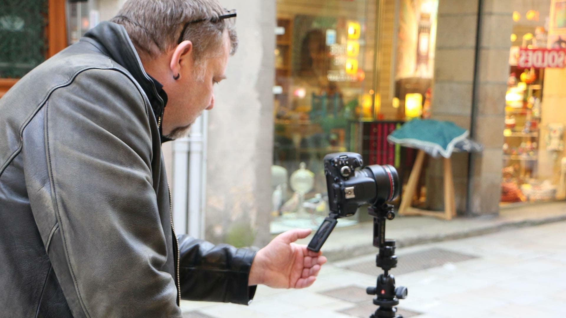 photographe-shooting-commerce-a-vannes-trepied